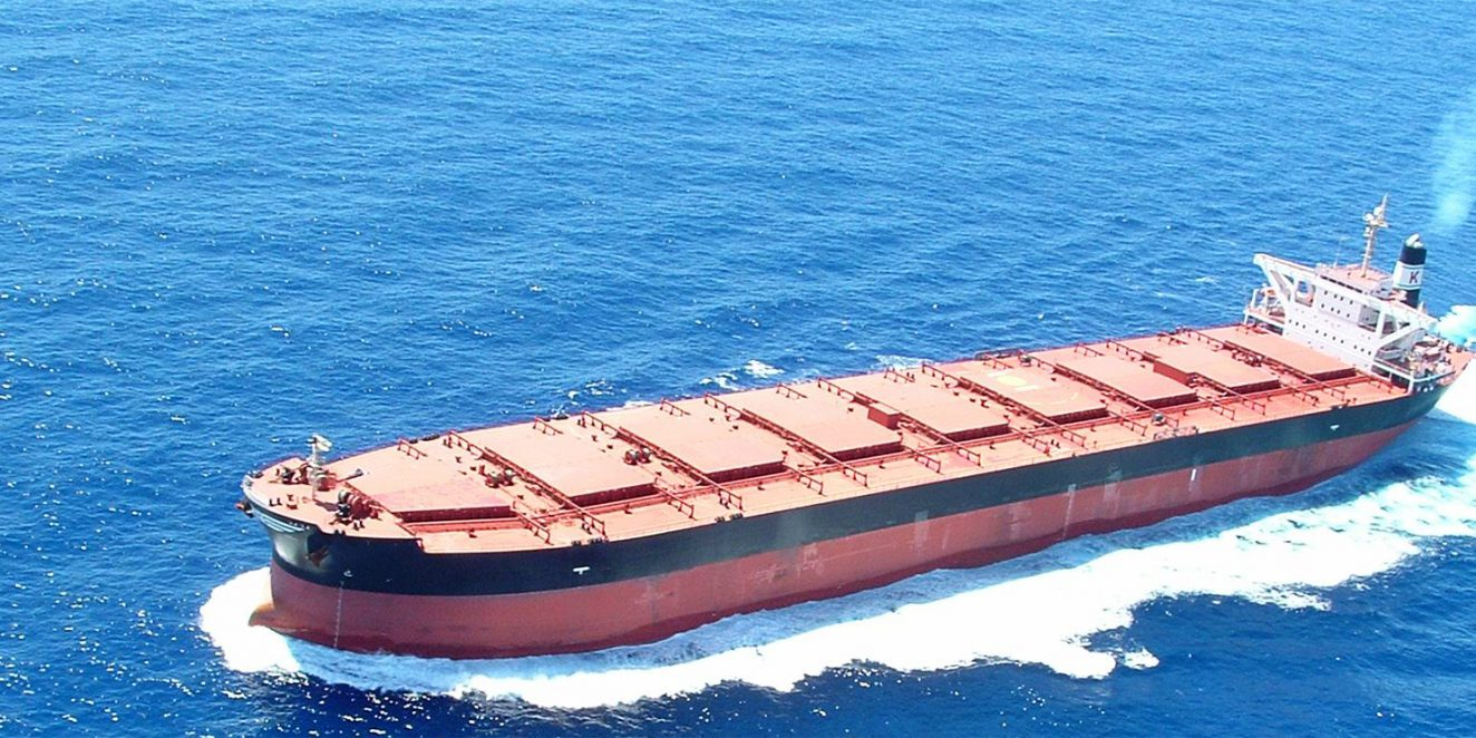 How and why a leading dry bulk shipping company got a new website
